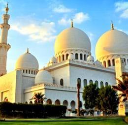 Cheap Flights to Abu Dhabi