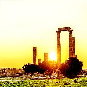 Riyadh to Amman