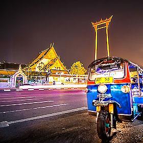 Riyadh to Bangkok