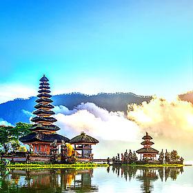 Riyadh to Bali
